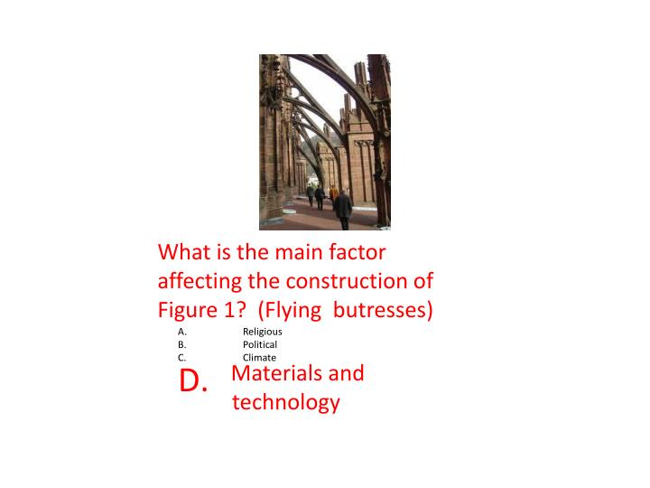 What is the main factor affecting the construction of Figure 1?  (Flying