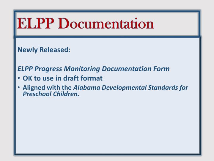 ELPP Documentation