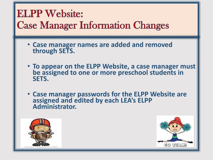 ELPP Website: