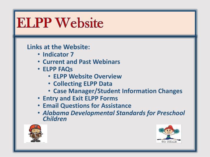 ELPP Website