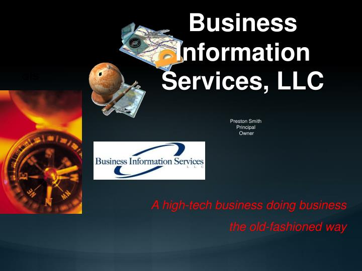 Business information services llc