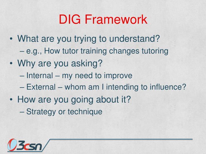 DIG Framework
