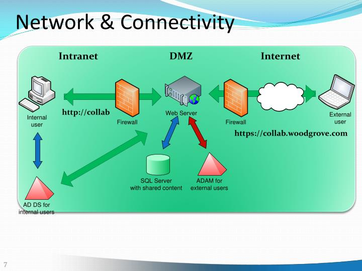 Network & Connectivity