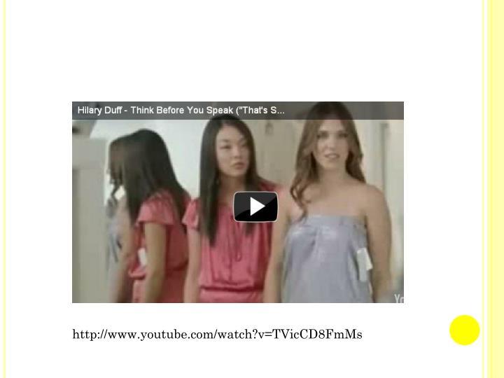 http://www.youtube.com/watch?v=TVicCD8FmMs