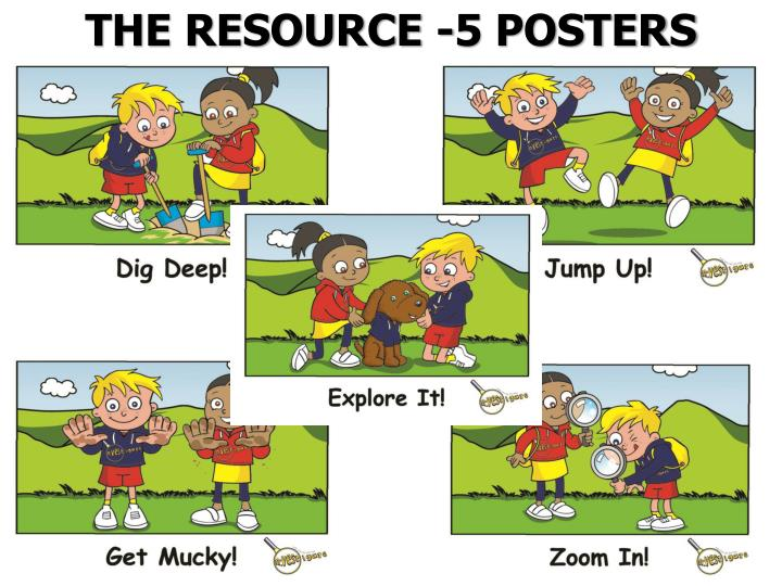 THE RESOURCE -5