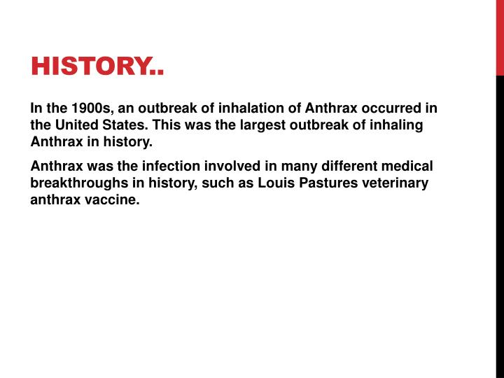 History..