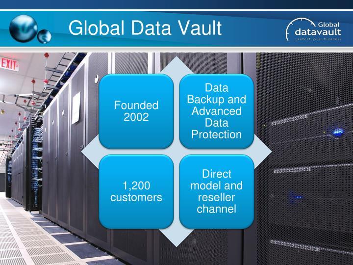 Global Data Vault