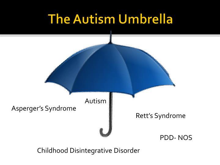 The Autism Umbrella