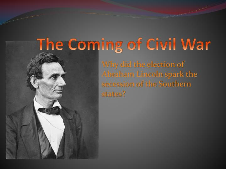 slavery and lincoln essay