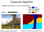expansion algorithm1