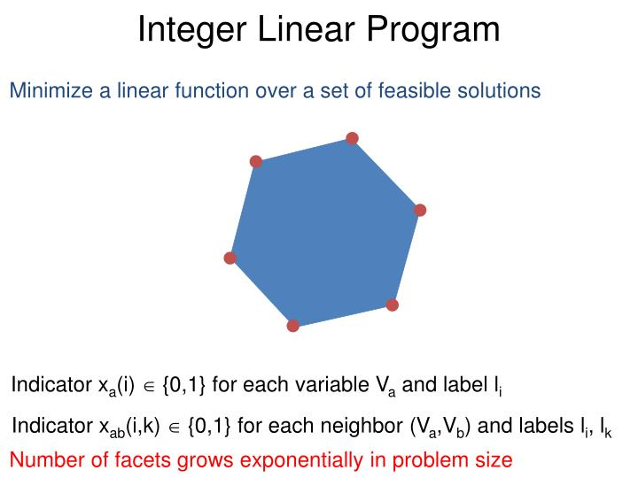 Integer Linear Program