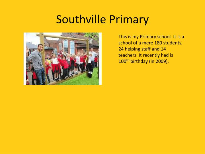 Southville Primary