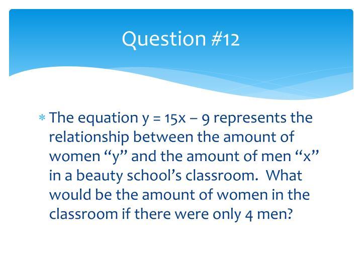 Question #