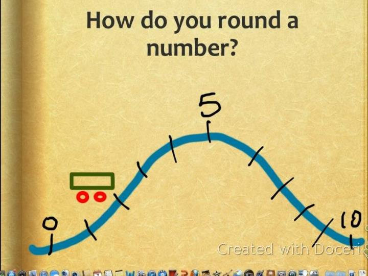 How do you round a number?