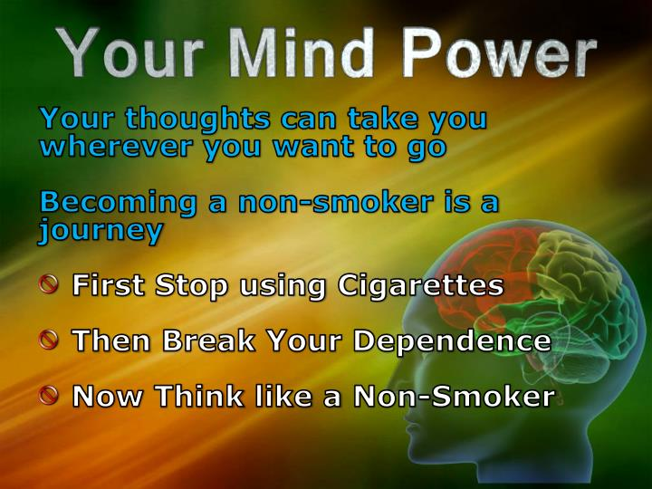 Your thoughts can take you
