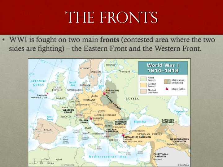 The Fronts
