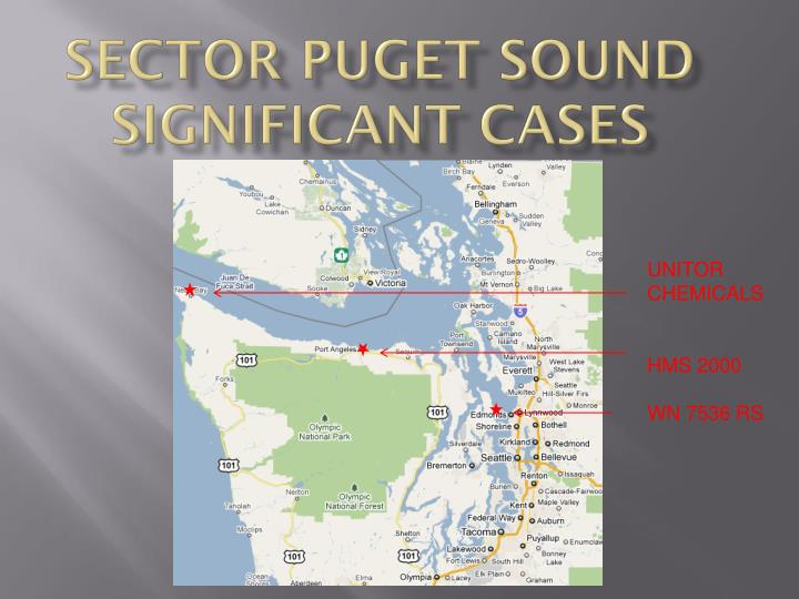 Sector Puget Sound