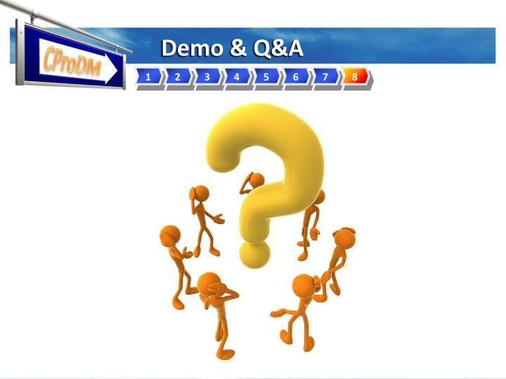 Demo & Q&A