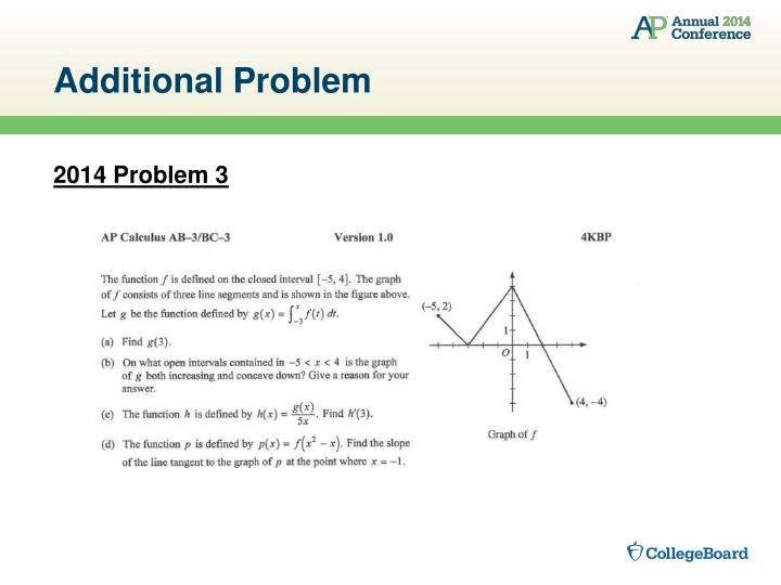 Additional Problem