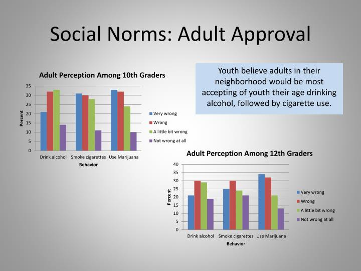 Social Norms: Adult Approval