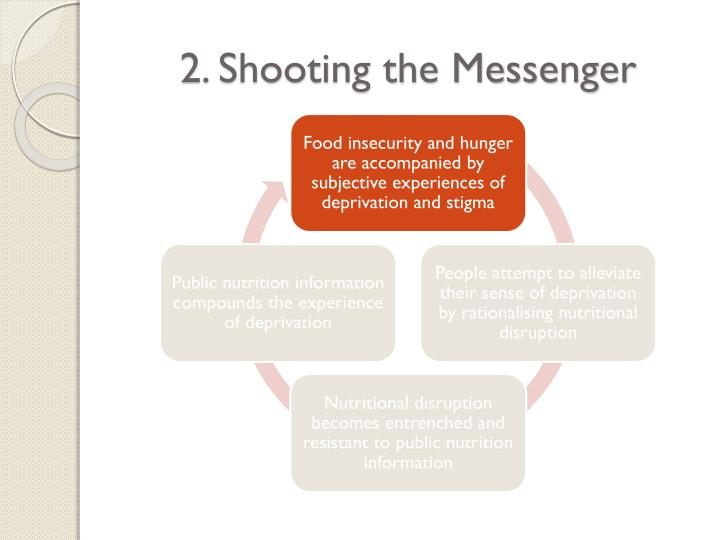 2. Shooting the Messenger