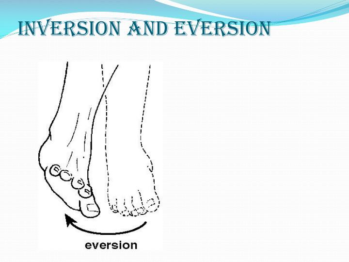 Inversion and