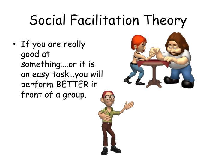Social Facilitation Theory