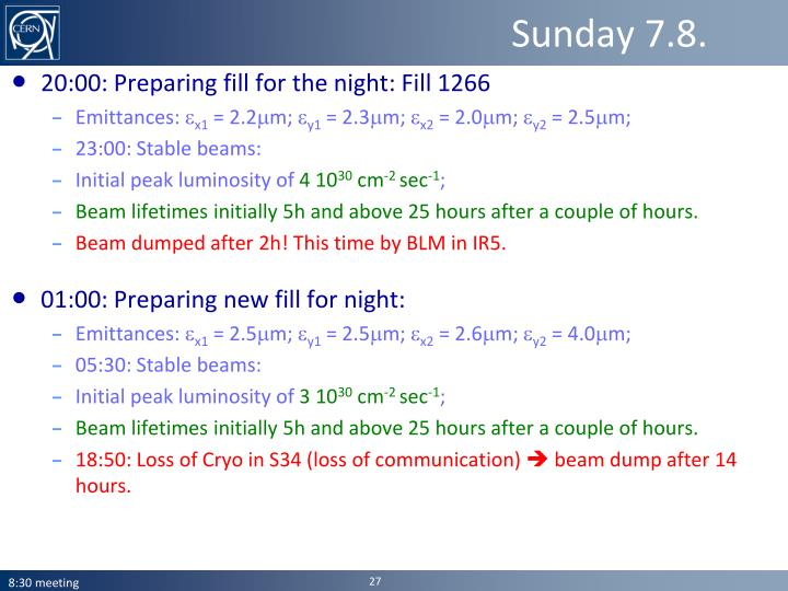 Sunday 7.8.
