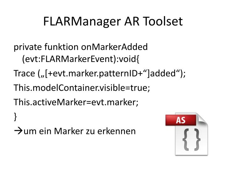 FLARManager