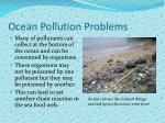 ocean pollution problems