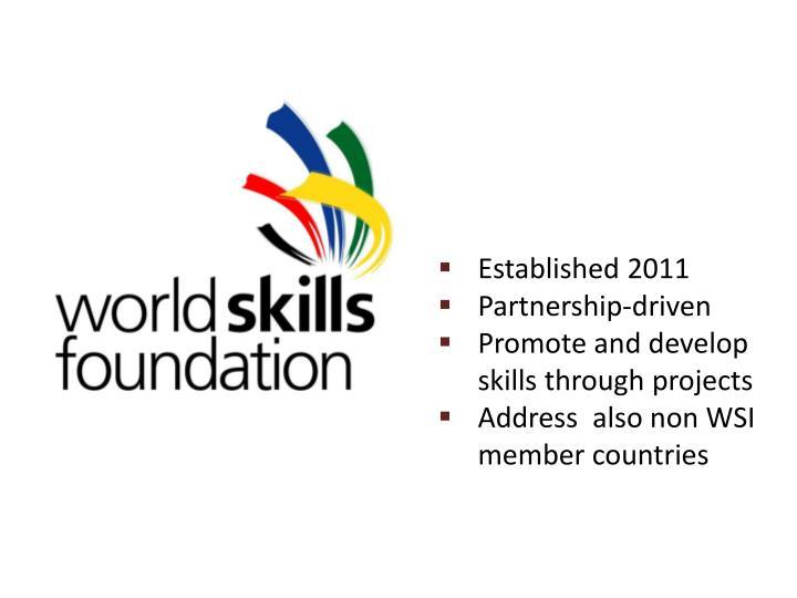 Established 2011