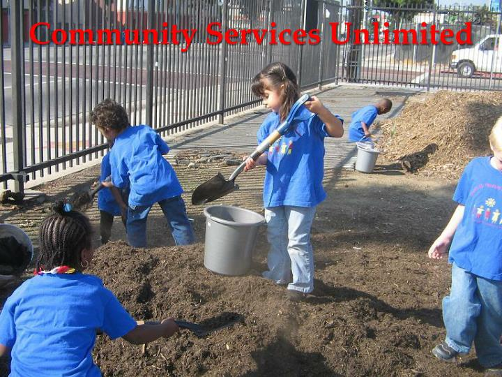 Community Services Unlimited