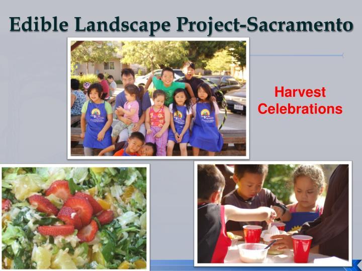 Edible Landscape Project-Sacramento