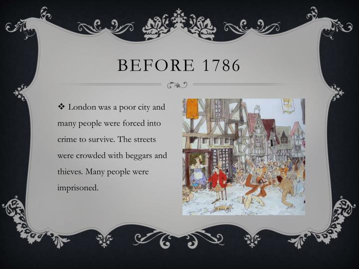 Before 1786