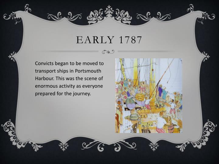 Early 1787