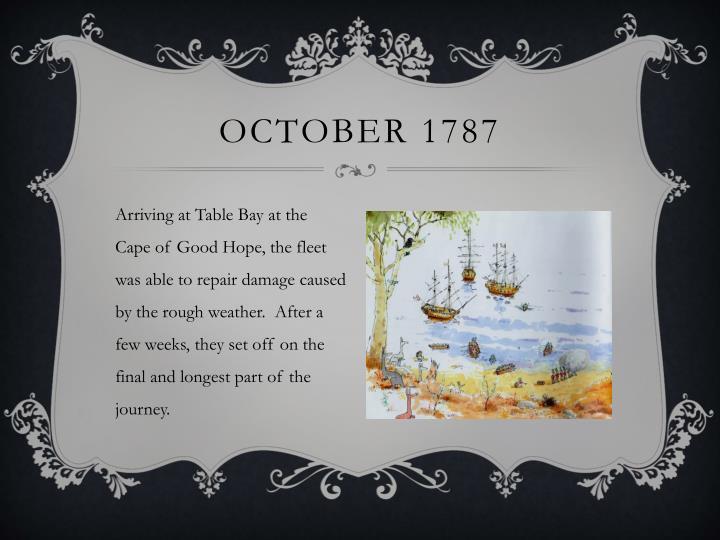 October 1787