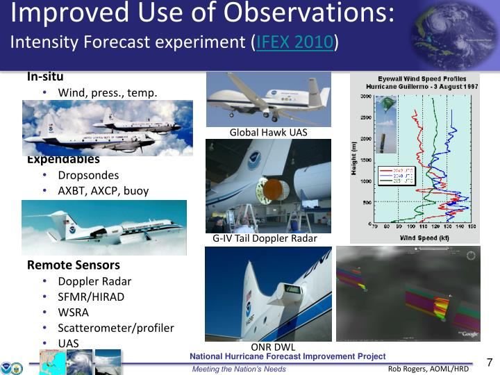 Improved Use of Observations: