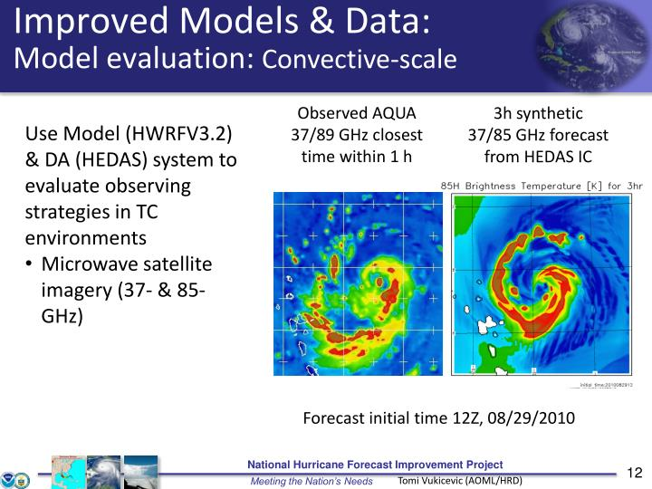 Improved Models & Data: