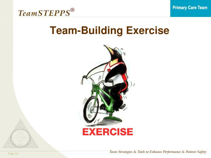 Team-Building Exercise