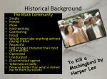 historical background5