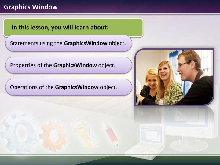 Graphics Window