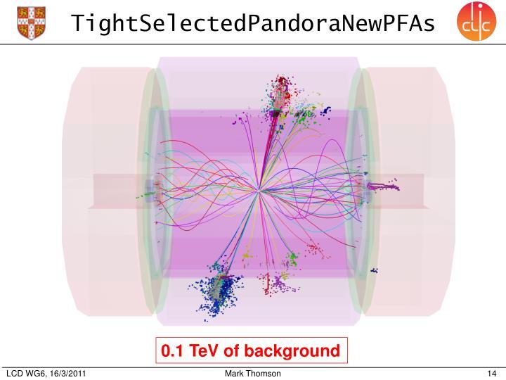 TightSelectedPandoraNewPFAs