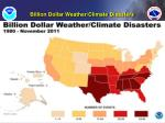 billion dollar weather climate disasters