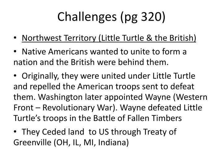 Challenges (