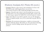 rhetoric analysis 2 photo 5 cont