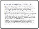rhetoric analysis 2 photo 5