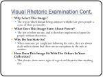 visual rhetoric examination cont9