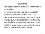 dbconn