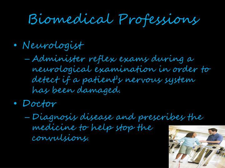 Biomedical Professions