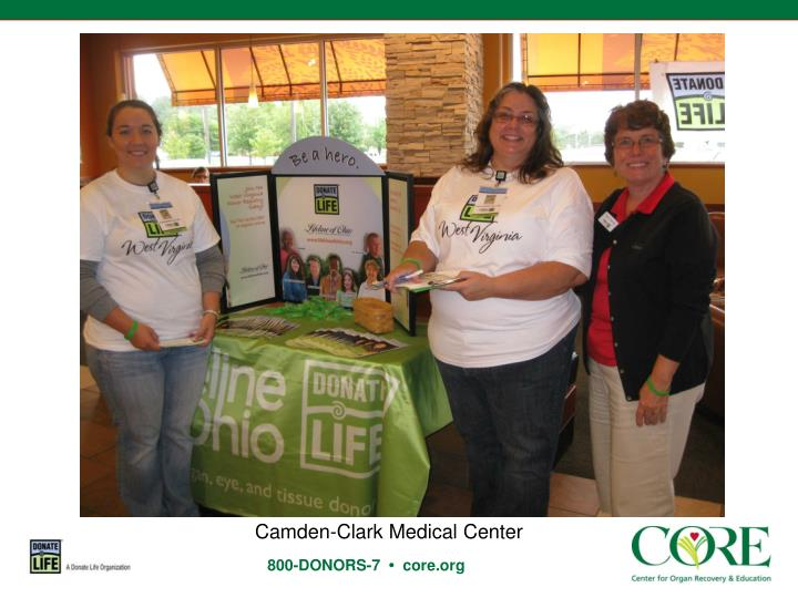 Camden-Clark Medical Center